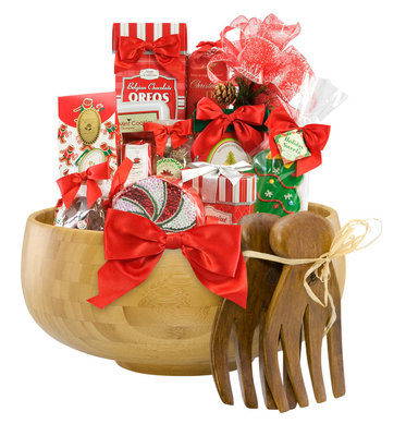 A Sweet for my Sweet Gift Basket